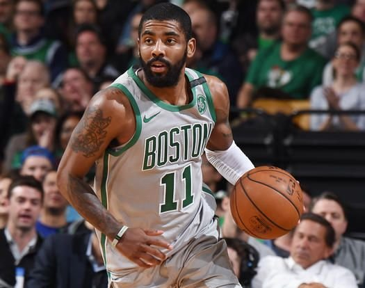BOS Celtics vs. MEM Grizzlies, Kyrie Irving (11) (Foto: nba.com)