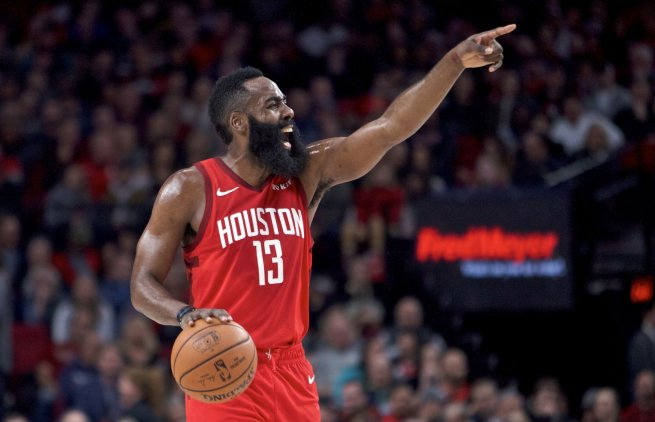 James Harden (13), Houston Rockets (NBA, USA) (Foto: SITA/AP)