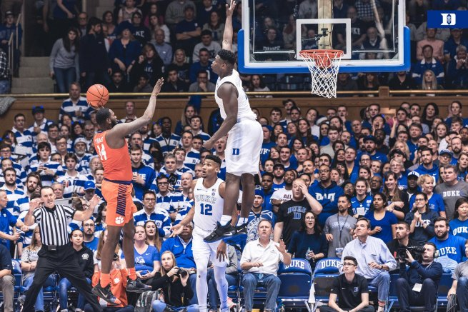 Zion Williamson (1), Duke Blue Devils (NCAA, USA) (Foto: DUKE UNIVERSITY)
