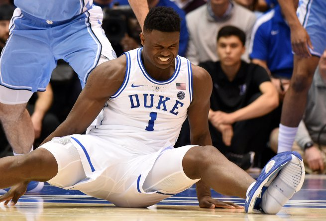 Zion Williamson (1), Duke Blue Devils (NCAA, USA) (Foto: SITA/AP)
