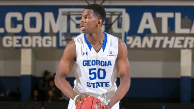 Jordan Tyson (50), Georgia State Panthers (NCAA, USA) (Foto: georgiastatesports.com)